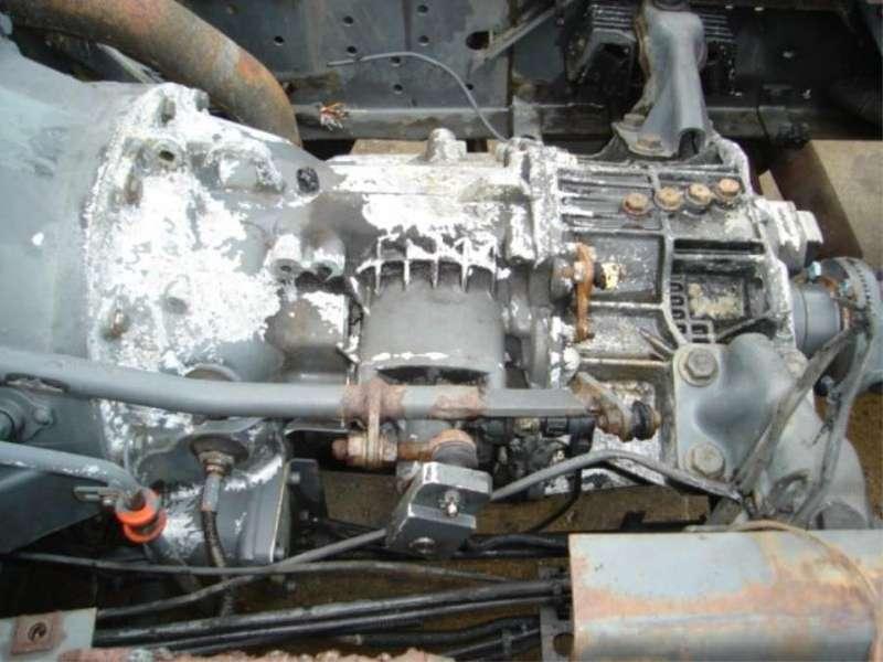 Mercedes Benz - G60-6-ATEGO 1217-6 BAK 1