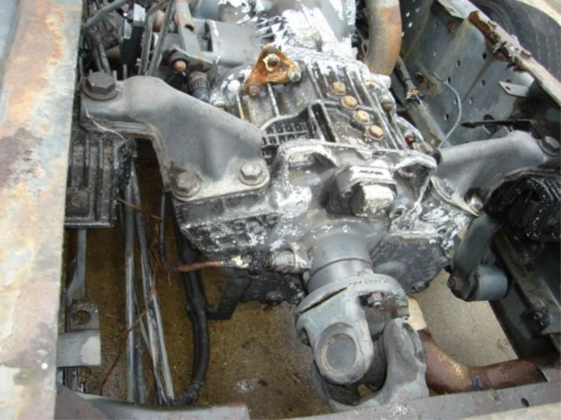 Mercedes-Benz - G60-6-ATEGO 1217-6 BAK 2