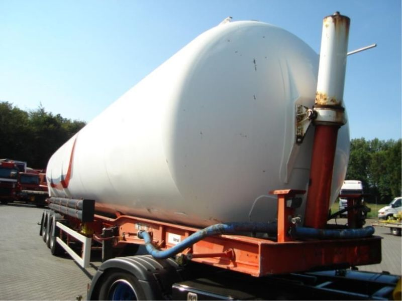 Fruehauf - kiepende/bulk/water/ 6
