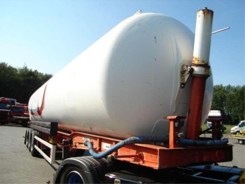 Fruehauf - kiepende/bulk/water/ 1
