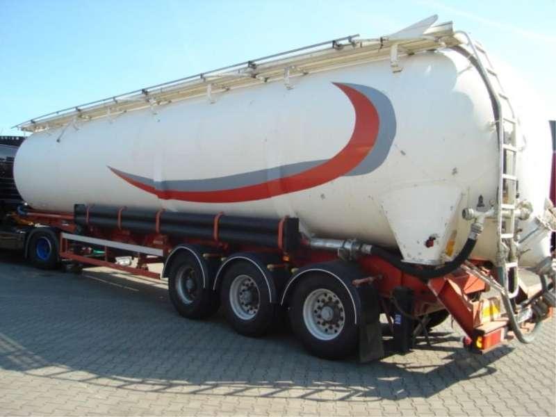 Fruehauf - kiepende/bulk/water/ 4