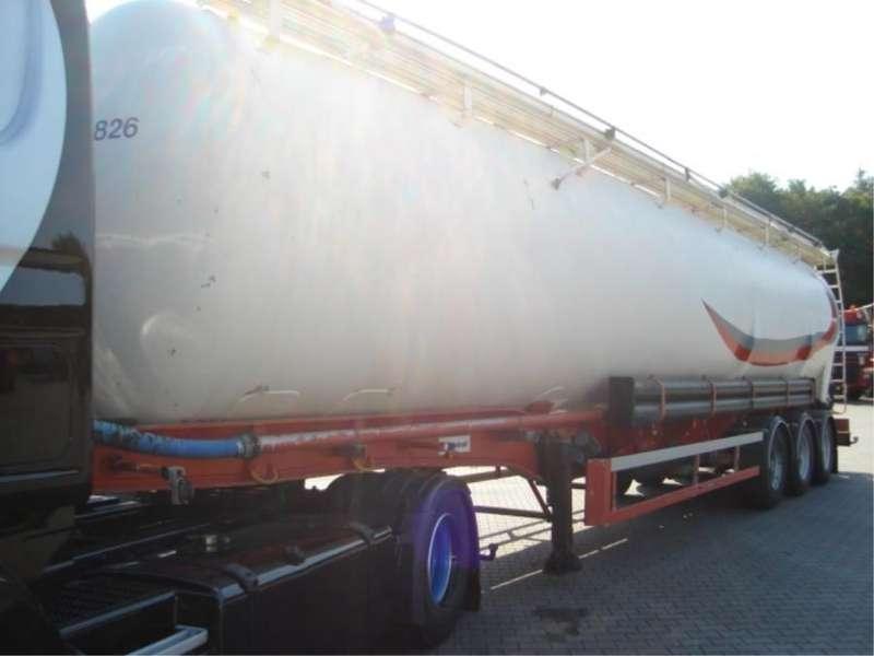 Fruehauf - kiepende/bulk/water/ 2