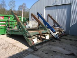 containersysteem vrachtwagen Nooteboom 12 ton 2019