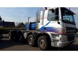 chassis cabine vrachtwagen Ginaf X5250 TS 2007