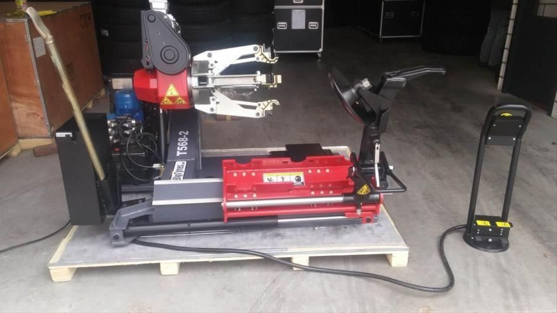 banden demonteermachine equipment onderdeel Diversen T568-2 2017