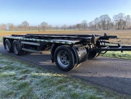 container chassis oplegger Floor 1994