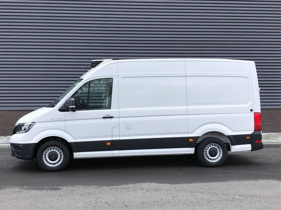 koelwagen bestelwagen MAN TGE 3.140 Automaat koelwagen 2019