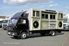 kipper bedrijfswagen MAN 8.150 FL  *Ghettoblaster*  auch zu vermieten ! 1992