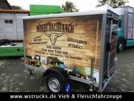 bakwagen aanhangwagen Böckmann Koffer ,Vermietung ab 27,-€,,   1350kg , 100km/h