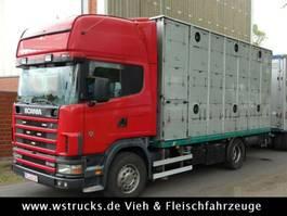 paardenvrachtwagen Scania 164/580 164/580Topline 2 Stock