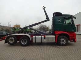 roro trekker Mercedes Benz 2551 Abrollkr MEILLER 6x2 3,9 M-Radstand Kurz 2013