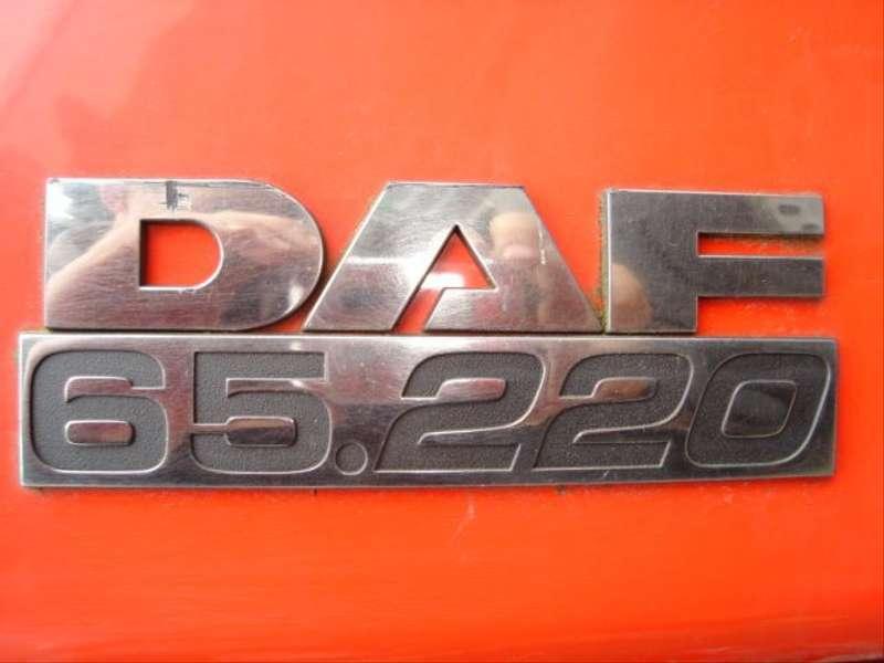 DAF - RADIATEUR/INTERCOOLER /DAF65 4