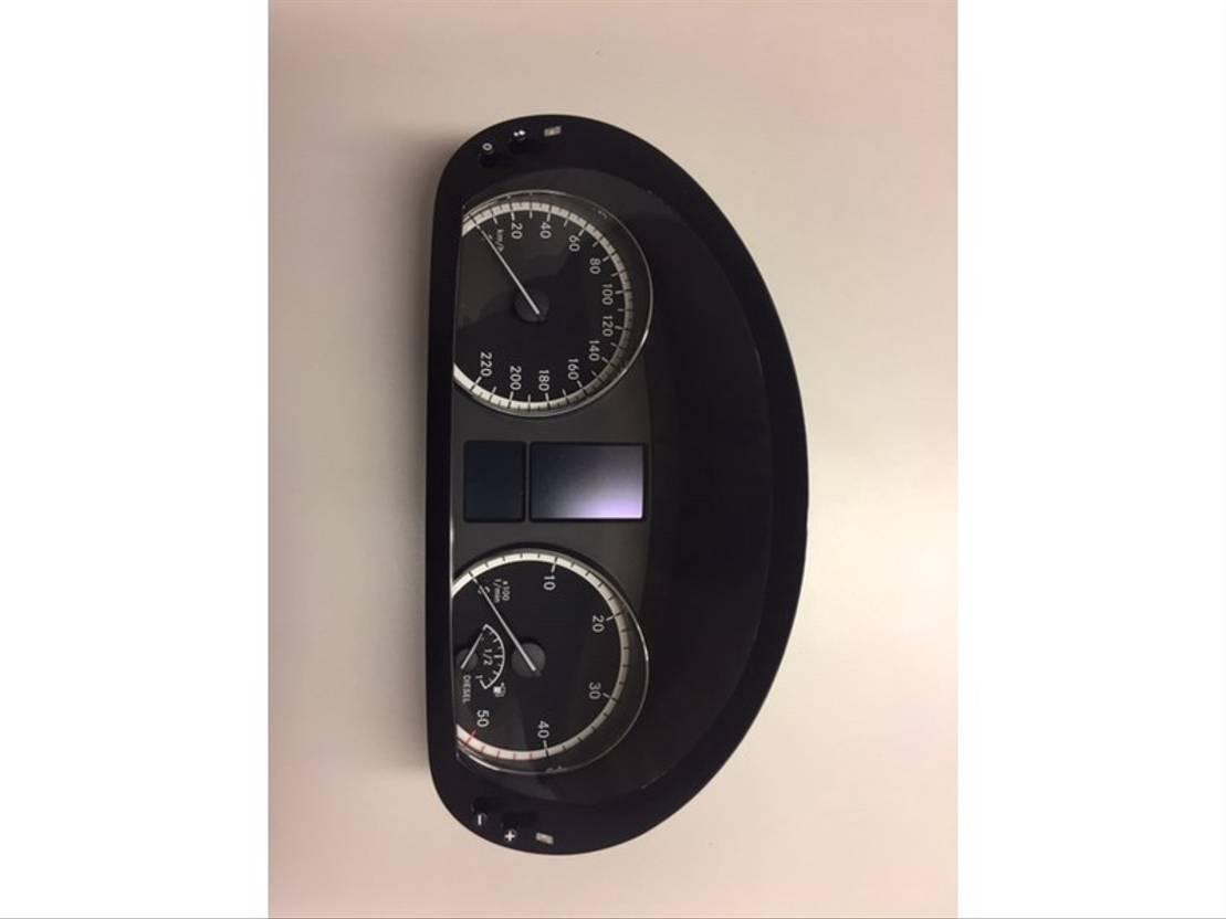 Instrumentenpaneel auto onderdeel Mercedes-Benz Occ instrumentenpaneel vito 2