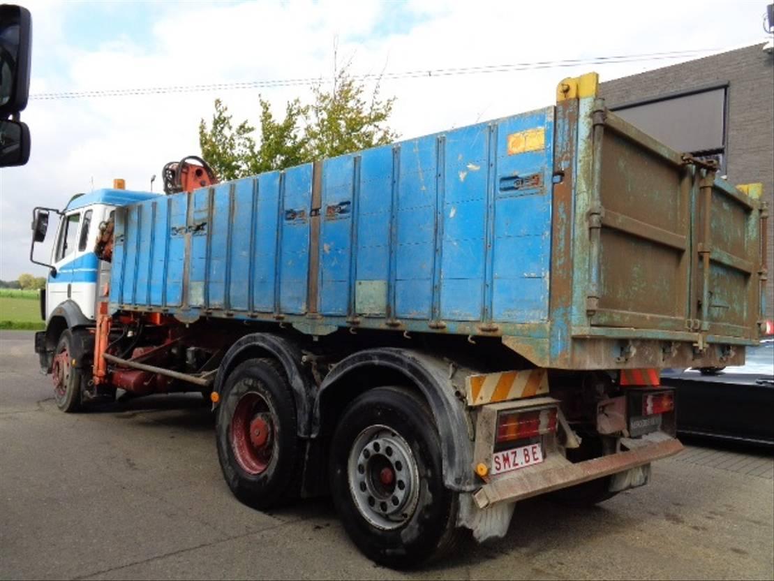 Kipperbak vrachtwagen onderdeel Diversen Occ kipperbak 5.35m