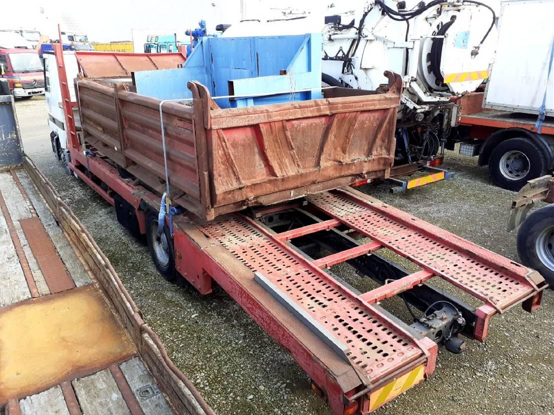 Kipperbak vrachtwagen onderdeel Diversen Occ kipper bak