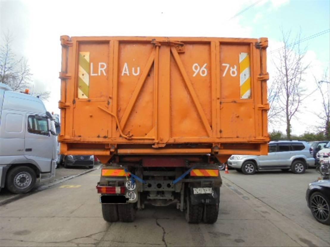 Kipperbak vrachtwagen onderdeel Diversen Occ kipper bak 6.66m