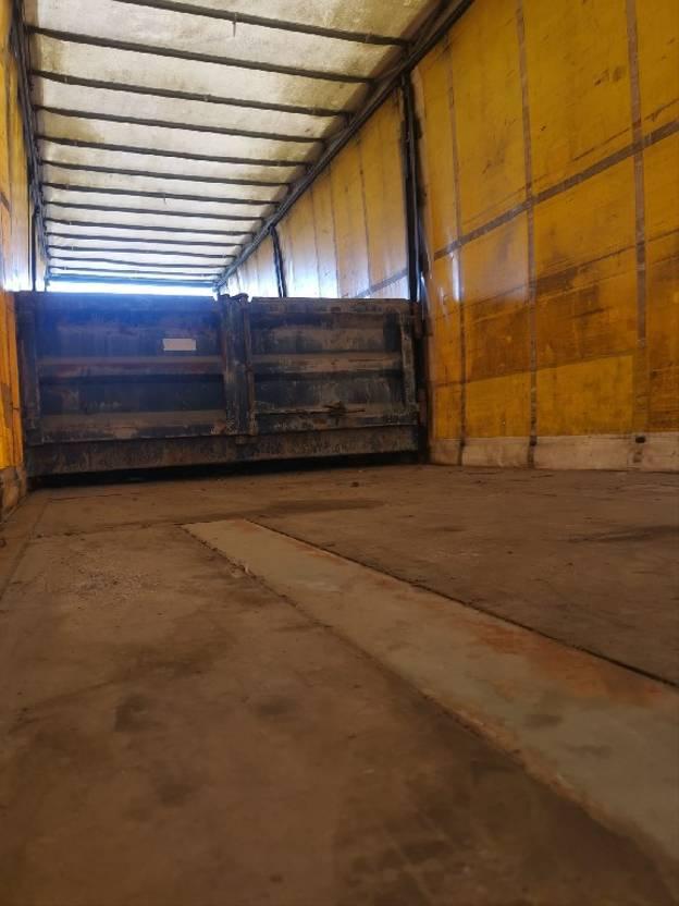 Kipperbak vrachtwagen onderdeel Diversen Occ kipper bak 3 zijdes