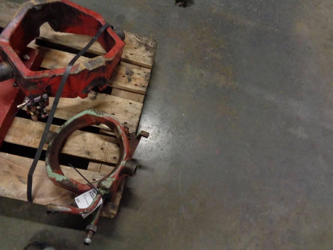Kipperbak vrachtwagen onderdeel Diversen Occ piston houder