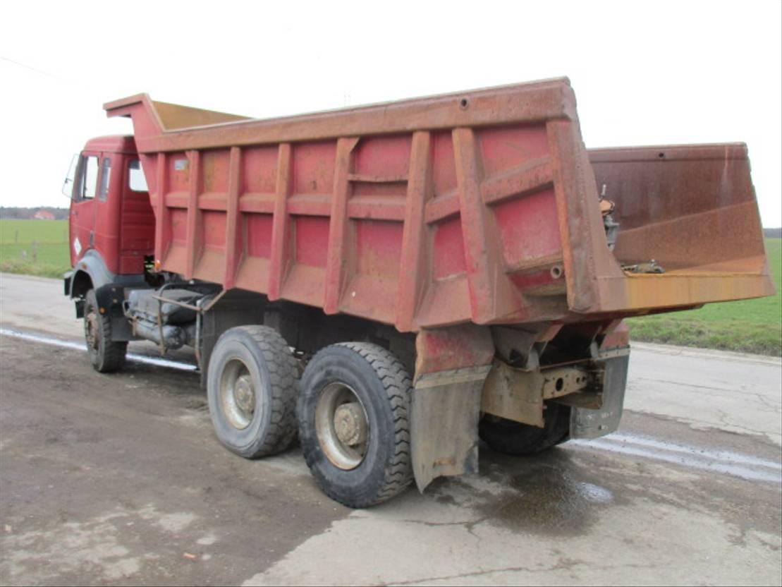 Kipperbak vrachtwagen onderdeel Diversen Occ kipbak 500 x 240 x 134 cm