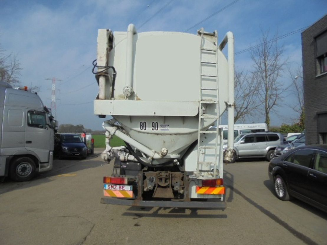 Opbouw vrachtwagen onderdeel Diversen Occ graansilo