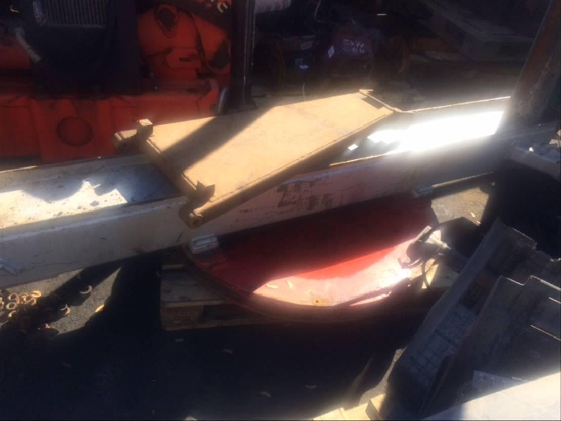 Opbouw vrachtwagen onderdeel Diversen Occ houtbeugel met draaikrans