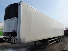 koel-vries oplegger Montracon Carrier Vector 1850,roldeur,5141 Dieselstunden 2009