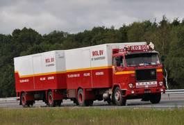 bakwagen vrachtwagen > 7.5 t Volvo F88 1977