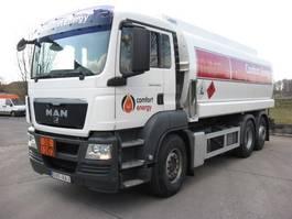 tankwagen vrachtwagen MAN TGS 26.320 - REF 70 2009