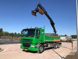 kipper vrachtwagen DAF CF 85 - 410 6 X 4 ( 2010 ) 2010