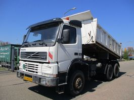 kipper vrachtwagen > 7.5 t Volvo FM 12 380 EURO 2 6X6 3 ZIJDIGE MEILLER KIEPER 2000