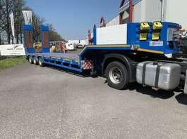 semi dieplader oplegger MONTULL SA NEW NIEUW Goose neck trailer whit ramps Semi oplegger ,, geen... 2019