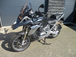 crossmotor BMW All-Road R 1200 GS 2013