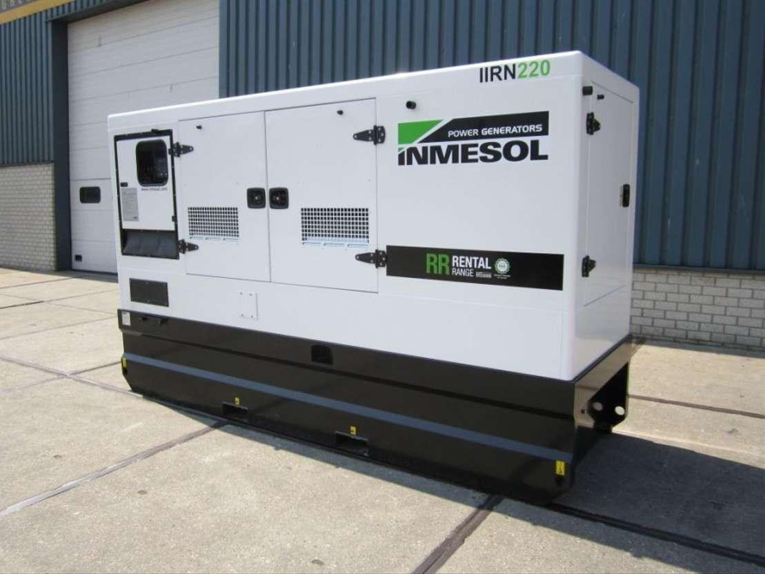 generator Iveco Genpower GP-220 200kVA 2019