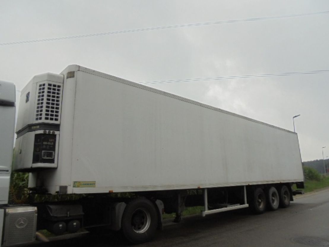 Opbouw vrachtwagen onderdeel Diversen Thermoking Occ Koelaggregaat thermoking sb3 1992
