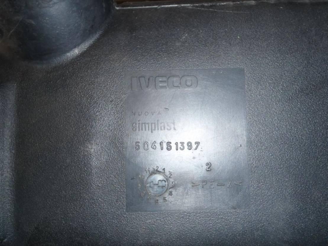brandstof systeem bedrijfswagen onderdeel Iveco IVECO DAILY