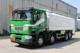 tankwagen vrachtwagen Renault Lander 450DXI 8x2 24000L Pumpe FL AT E5 2007