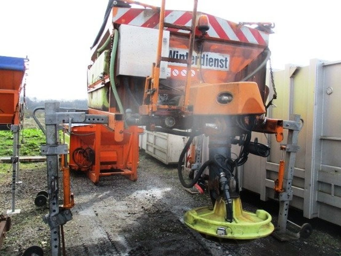 overige vrachtwagens DIV. Salzstreuautomat Küpper-Weisser STE 95 2001