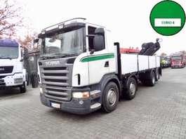 kraanwagen Scania G380 8X2 HMF 2420 K5 2008