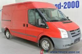 gesloten bestelwagen Ford Transit 115T300 Hoch Lang Scheckheft  AHK 2.8 to 2011