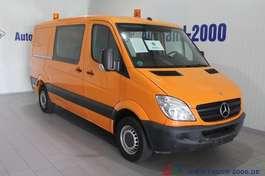 taxibus Mercedes Benz 313 CDI Sprinter Mixto Lang 5 Sitzer AHK 2.7t. 2012