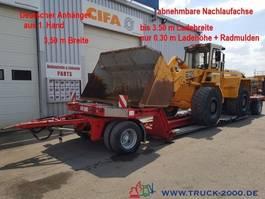 overige landbouwaanhangers Fliegl  Tieflader Land + Baumaschinen 30cm Höhe 2005