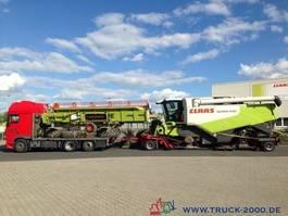 overige landbouwaanhangers DAF XF105.460 Spezial Baumaschinen Trecker usw. 2009