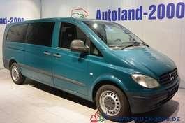 taxibus Mercedes Benz Vito 111 CDI Extra Lang Automatik 8 Sitze Klima 2006