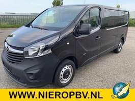 gesloten bestelwagen Opel vivaro airco navi l2h1 39000km 2018