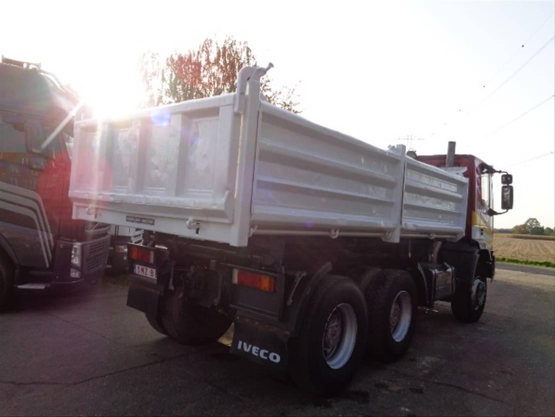 Kipperbak vrachtwagen onderdeel Meiller Occ Kipbak