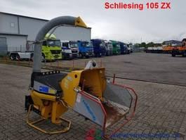 overige uitrusting landbouw Schliesing 105 ZX Holzhäcksler aus 1. Hand 2008