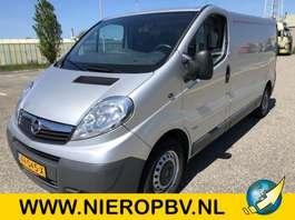 gesloten bestelwagen Opel VIVARO L2 airco 2014
