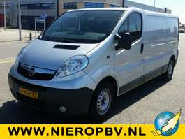 gesloten bestelwagen Opel VIVARO-2 2.5CDTI 107KW-DPF-E4 2.9T L2H1 TECSHIFT 2010