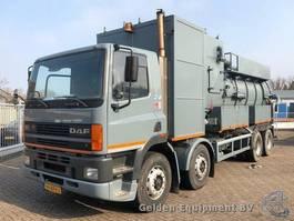 overige vrachtwagens DAF AD85WC droge stoffenwagen 1996