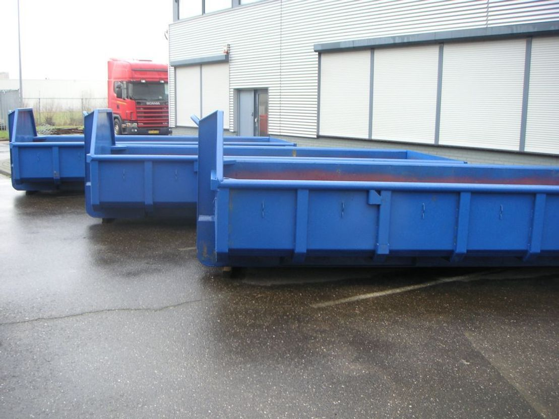 overige containers Onbekend 14 CUUBS HAAK CONTAINERS NIEUW !!!